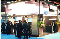 JGA exhibition booth