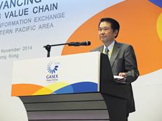Keynote Speech by Hiroshi Ozaki