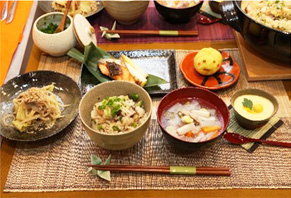 Foods from my good hometown Niigata by Team Horii